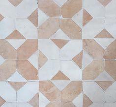 Tile Patterns, Textures Patterns, Exterior Wall Tiles, Spanish Revival Home, Victorian Hallway, Natural Bathroom, Handmade Tiles, Tile Design, House Rooms