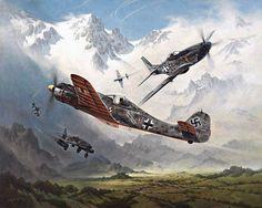 FW 190 vs P-51! | History Wars