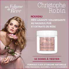 Testez la Pâte Lavante Volumisante de Christophe Robin - Beauté-test.com