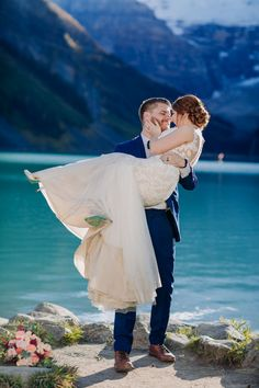 How to Get Married in 2020: Elope Now & Party Later! Can't go ahead with your wedding as planned? Have a mountain adventure elopement instead. Elopement Planner in the Canadian Rocky Mountains. Your love doesn't have to wait! Have an intentionally small wedding that is safe & celebrate next year! Get married in spite of coronavirus. How to get married in the age of COVID-19. Elopement inspiration. Have an amazing wedding in spite of coronavirus. Intimate weddings & elopements are trending. Got Married, Getting Married, Destination Wedding, Wedding Day, Local Photographers, Elopement Inspiration, Elopements, Intimate Weddings, Wedding Coordinator