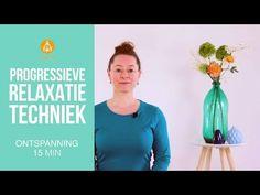Progressieve Relaxatie Techniek ontspanning - YouTube Aerial Yoga, Yoga Gym, Tai Chi, Pilates, The Creator, Fitness, Youtube, Adhd, Film