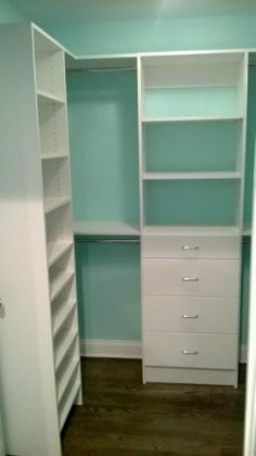 Walk in closet Tampa, FL. #walkincloset #customcloset