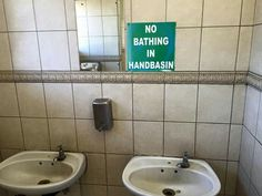 Only in Africa! Bathing, Sink, African, Humor, Home Decor, Bath, Sink Tops, Vessel Sink, Decoration Home