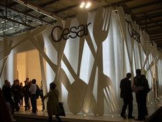 Salone del mobile, MIlan 2010 http://www.cesar.it/