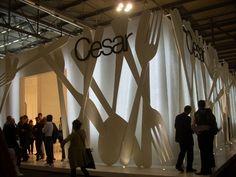 Salone del mobile, MIlan 2010  http://www.cesar.it/