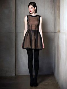 Nha Khanh - Fall / Winter 2012 ~ Your Source For Independent Fashion