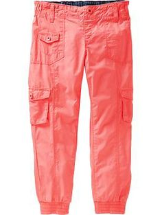 Girls Poplin Cargo Capris | Chloe clothes | Pinterest | Capri ...