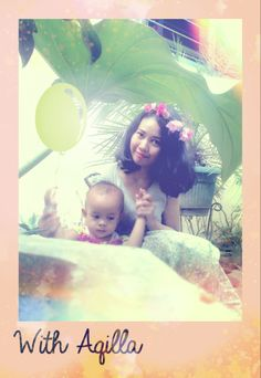 with ponakan