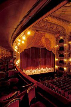Colon Theatre.. Buenos Aires.