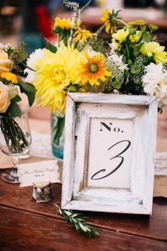 Vintage and rustic: http://www.stylemepretty.com/little-black-book-blog/2015/03/27/rustic-summer-monterey-wedding/ | Photography: Jen Rodriguez - http://www.jen-rodriguez.com/