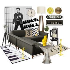 """""""Rock 'n Roll Your Home"""" by dancingwithyou on Polyvore"""