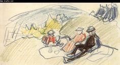 Edvard Munch Picnic