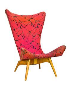 Bob Roukema chair, 1950's