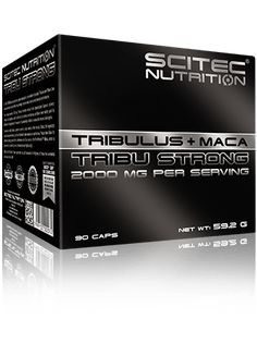 SCITEC TRIBU STRONG - Men Performance – Strong Tribulus + PurePowder™ Maca In TRIBU STRONG we engineered a great synergistic combination of the popular Tribulus terrestris and Maca, two sex hormone boosters that may strongly improve your physical and sexual performance. The formula provides 1600 mg Tribulus Terrestris extract with standardized Saponin content. #dxhivevanity#scitec#nutrition#gym#menperformance#tribulus#maca#menlibido