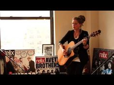 "Crystal Bowersox performs ""I Am"", live @Relix Magazine office #singersongwriter"