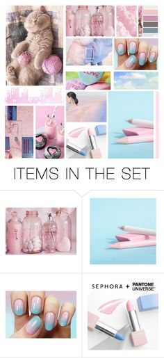 """pantone 2016"" by bodangela ❤ liked on Polyvore featuring art"