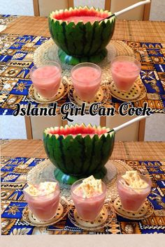 'Otai Meleni - Tongan food I'll be making this for our upcoming Family Thanksgiving get together