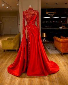 Red Evening Gowns, Sequin Evening Dresses, Long Sleeve Evening Dresses, Beaded Prom Dress, Sparkly Dresses, Red Wedding Dresses, Bridesmaid Dresses, Stunning Dresses, Elegant Dresses