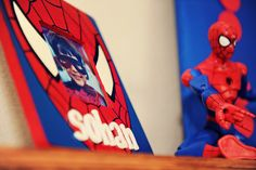 Great Spiderman Party Blog