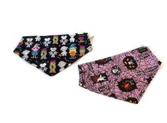 Halloween ,dog halloween scarf ,bandana,dog collar bandana,dog collar…