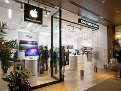 Apple Retail Channels - Eight Inc.