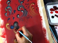 telemark-rosemaling-practice1very appealing & also this technique keeps the history alive.