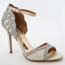 wedding shoes by badgley mischka ile ilgili görsel sonucu