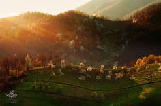 Transylvanian Dawns And Dusks by Alex Robciuc (Tilt-shift Technique)