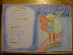 LOADS of photos for Norse myth inspiration!! Schooling from the heart: Norse Myths