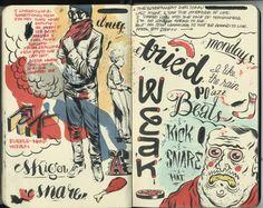 Art Journal   Andres Guzman