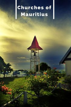 Notre Dame Auxiliatrice chapel or Cap Malhereux church Mauritius and churches in Mauritius Top Honeymoon Destinations, Travel Destinations, Travel Tips, Travel Ideas, St Therese Church, Fiji Islands, Cook Islands, Mauritius, Maldives