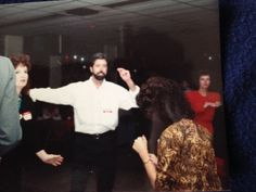 DAN KELLEY DANCING AT HIS 35th CONRAD REUNION and still cool after all these years (   class of 1969  )