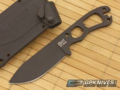 Kabar BK11 Becker Necker Fixed Knife for Sale | GPKNIVES.com