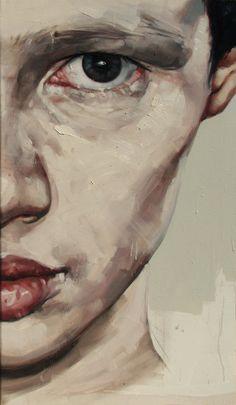 "Saatchi Online Artist: Giorgio Pignotti; Oil, Painting ""Td05"""