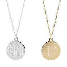 I love the Sophia Medallion on markandgraham.com