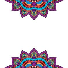 """Try them this Diwali! """"Festival Mandala Patterns"""" is published by Design Pickings. Islamic Art Pattern, Mandala Pattern, Mandala Design, Pattern Drawing, Pattern Art, Pattern Design, Design Design, Design Elements, Ideas Para Logos"""