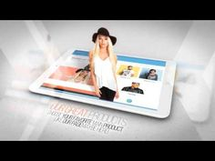 Clean App Commercial (Top After Effects Templates)