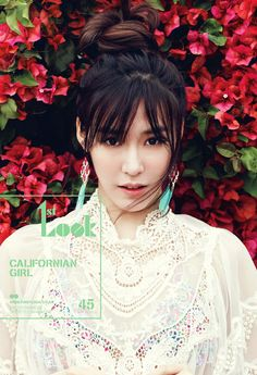 Californian Girl - 1st Look Magazine