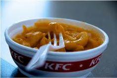 KFC Restaurant : Macaroni and Cheese