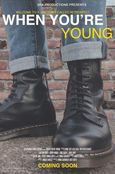Mens Minimalist Fashion - My Minimalist Living Skinhead Boots, Skinhead Girl, Skinhead Fashion, Dr. Martens, Doc Martens Boots, Minimalist Wardrobe, Minimalist Fashion, Estilo Punk Rock, Martens Style