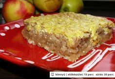 Zabos almás pite
