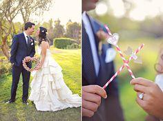 Valentine's Day 'Love Struck' Wedding Inspiration