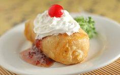Postres japoneses: tempura de Helado - El Gran Chef