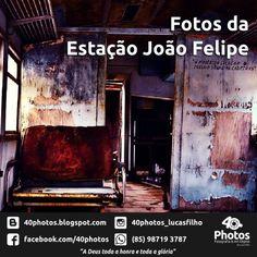 Conheça mais sobre os meus trabalhos fotográficos. http://40photos.blogspot.com www.facebook.com/40photos  #40photos #lucasfilho #estacao