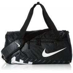 06d67762a285 Nike Alpha Adapt Cross Body Medium Duffel Bag - BLACK BLACK WHITE -  CK121D8SN85