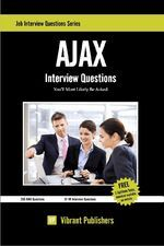 Rather than going through comprehensive, textbook-sized reference guides, this book includes only the information required immediately for job search to build an IT career. This book puts the interviewee in the driver's seat and helps them steer their way to impress the interviewer.