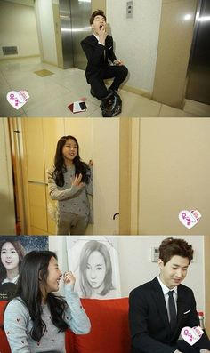 Henry and Yewon come face to face for the first time as 'husband' and 'wife' in still cuts for 'We Got Married' | allkpop