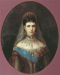 Russian Bride Her Portrait Get 8
