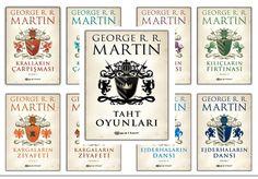 Amerikalı yazar George R.R. Martin'in Taht Oyunları (Game of Thrones) serisinin yeni kitabı Kış Rüzgarları'nın (The Winds of Winter) 2015'te basılmayacağı bildirildi.