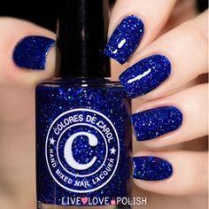 Authentic Colores de Carol Loyalty Nail Polish